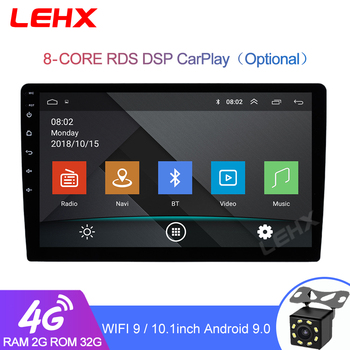 9/10.1 Inch 2 Din Android 9.0  Car radio Multimedia Video Player Universal auto Stereo  For Volkswagen Nissan Hyundai Kia toyota