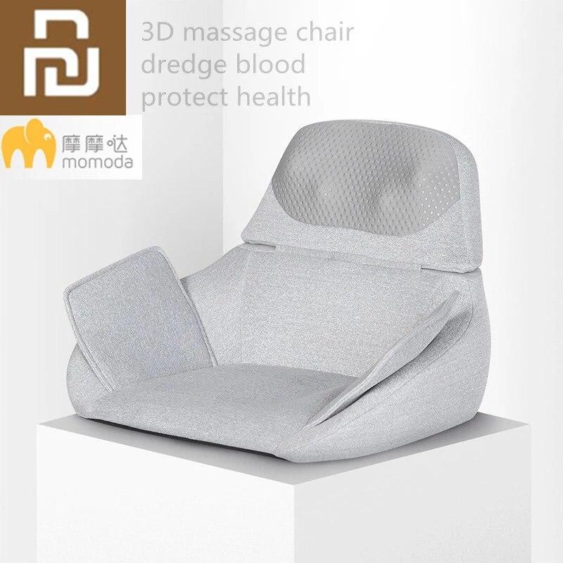 Xiaomi Mijia Smart All In One Massage Cushion 3d Kneading Massage