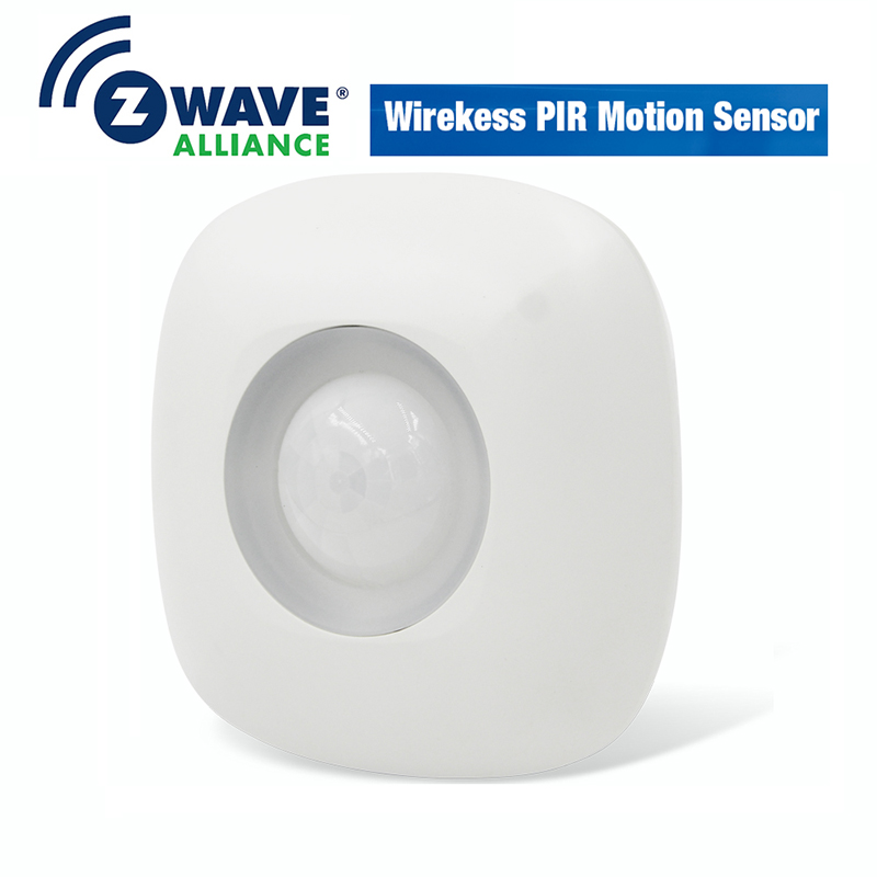 Zwave Wireless PIR Motion Sensor Smart Home Automation Z-Wave Movement Sensor Motion Detector Sensor Alarm