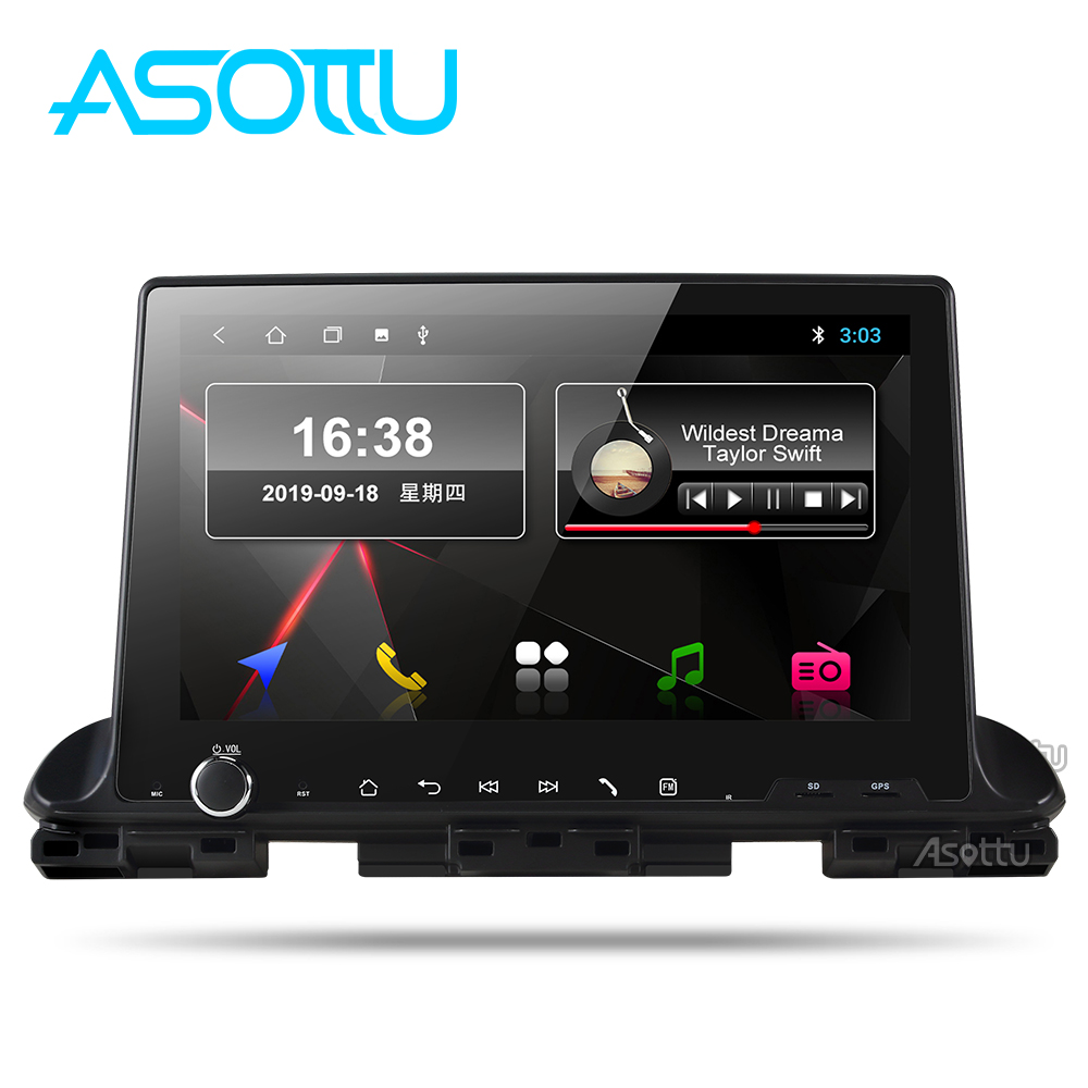 Android 9,0 DSP auto dvd für <font><b>Kia</b></font> CERATO FORTE <font><b>K3</b></font> 2018 <font><b>2019</b></font> GPS gps navigation auto multimedia-player video radio player image