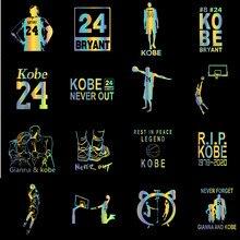 Kobe – autocollants en vinyle pour joueur de basket-ball, 24 séries d'autocollants pour fenêtre de voiture, Star du Sport, décor de style