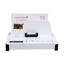 Hot Melt Binding Machine Fully Automatic Tender Plastic Loading Machine Small File Efficient