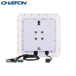 Image 2 - CHAFON 10M tcp/ip uhf czytnik rfid daleki zasięg USB RS232 WG26 przekaźnik bezpłatny SDK do parkowania i zarządzanie magazynem