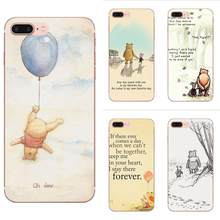 Soft Design Poohs Venice Bear I Love Being With You For Galaxy J1 J2 J3 J330 J4 J5 J6 J7 J730 J8 2015 2016 2017 2018 mini Pro(China)