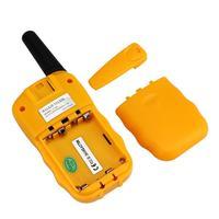 מכשיר הקשר 2pcs Kids מכשיר הקשר מיני ילדים רדיו Retevis RT388 יום הולדת מתנה PMR446 FRS פנס נייד רדיו שני הדרך צעצועים לילדים (5)