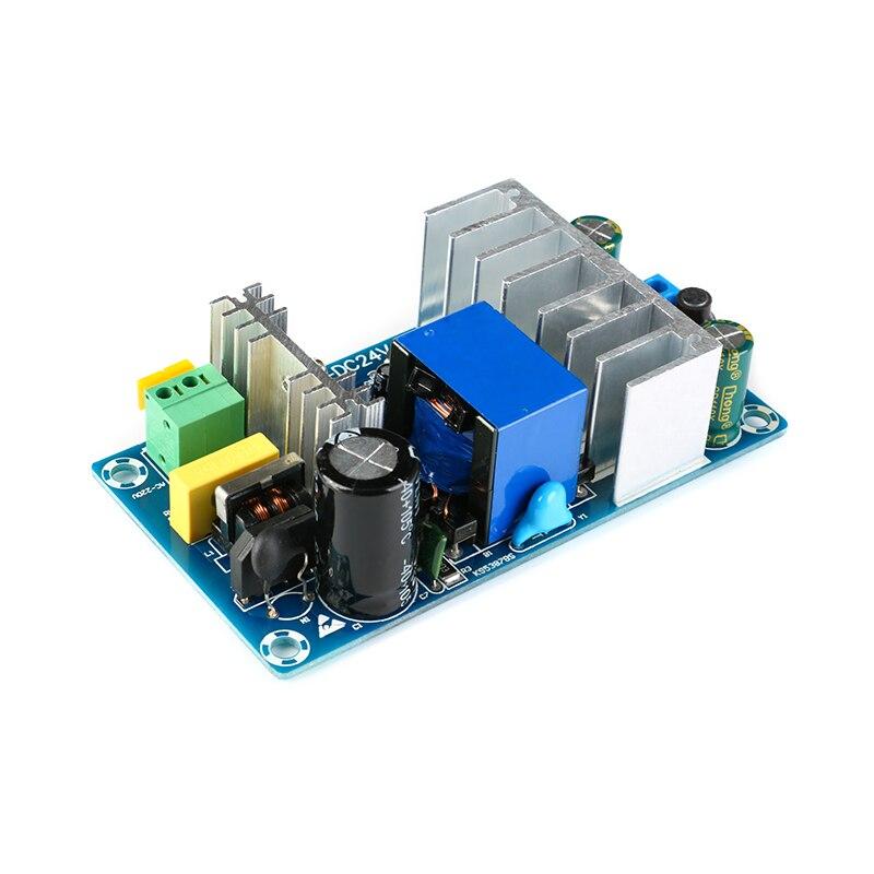 Преобразователь переменного тока в постоянный для Питание модуль DC 24V 4A 6A к переменному току 110v 220v импульсный источник питания Питание моду...