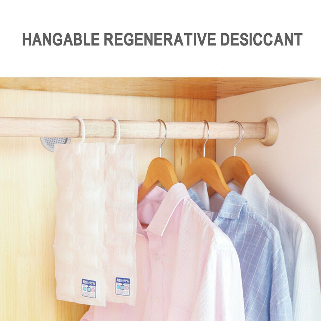 Recyclable Dam Prid Moisture Absorber Dam Prid Hanging Wardrobe 2019 Hot Selling Support Wholesale Dropshipping Capacity 2019