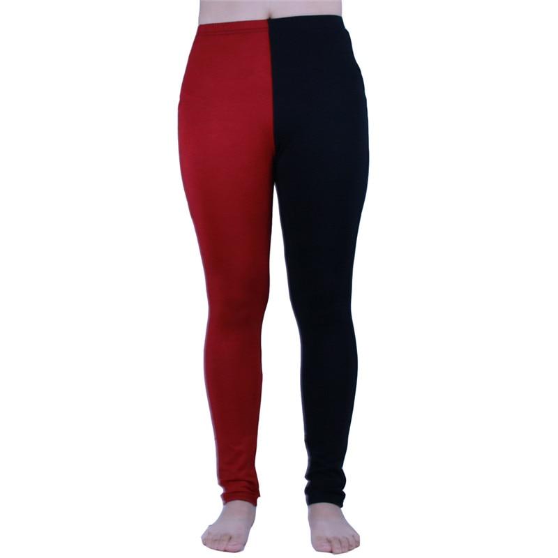 Babbytoro 2020 Wanita Legging Dua Warna Putih Hitam Warna Split Seluar Jegging Ukuran 7xl 6xl 5xl Xs Pergelangan Kaki Modal Latihan Celana Legging Aliexpress