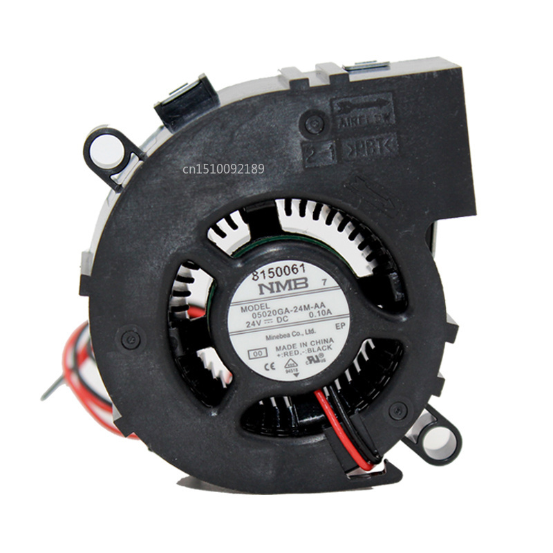 For Original 05020GA-24M-AA 5cm 5020 24V 0.10A Air Purifier Centrifugal Turbine Blower Fan Free Shipping
