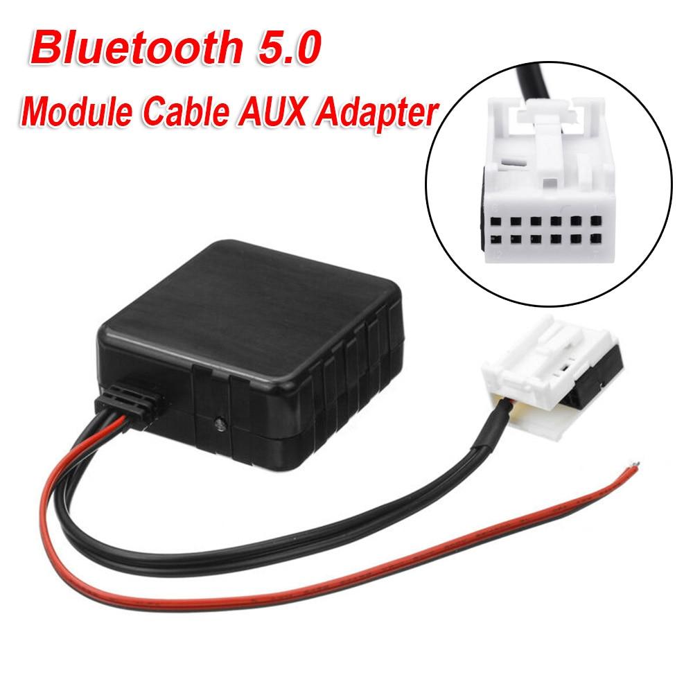 Carro módulo adaptador de cabo bluetooth leitor