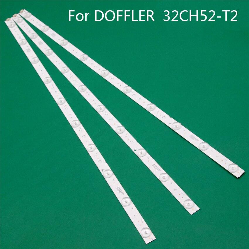 Brand New LED TV Illumination For DOFFLER 32CH52-T2 LED Bar Backlight Strip Line Rulers 32PAL535 LED315D10-07(B) PN:30331510219
