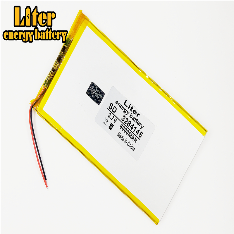 [3284145] 3085145 <font><b>3.7V</b></font> <font><b>6000MAH</b></font> (polymer lithium ion <font><b>battery</b></font>) Li-ion <font><b>battery</b></font> for tablet pc 9.7 inch 10.1 inch speaker image
