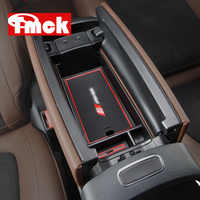 Car Center Console Armrest Storage Box Container Organizer Tray Holder For Mercedes Benz A Class W177 A180 A200 A220 A250 2019+