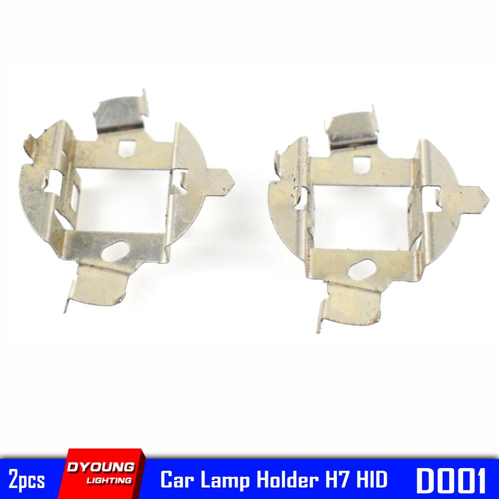 Light Bulbs Automotive 2pcs Universal H7 LED Headlight HID Bulb ...