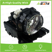 High Brightnes Projector Lamp DT00871 for CPX807 HCP-7100X HCP-8000X HCP-7600X CP-X615 CP-X705 projector new projector lamp with housing dt00871 78 6969 9930 5 for projector cp x615 cp x705 cp x807