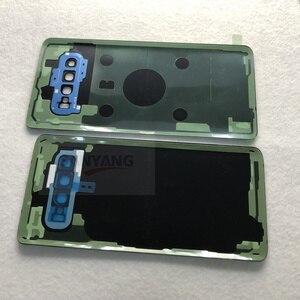 Image 5 - Dành Cho Samsung Galaxy Samsung Galaxy S10 Plus G975 G975F G973 G973F Full Nhà Ở S10 + Bao Pin Mặt Trận Trung Khung Viền Kim Loại kính Cường Lực Mặt Sau Cove