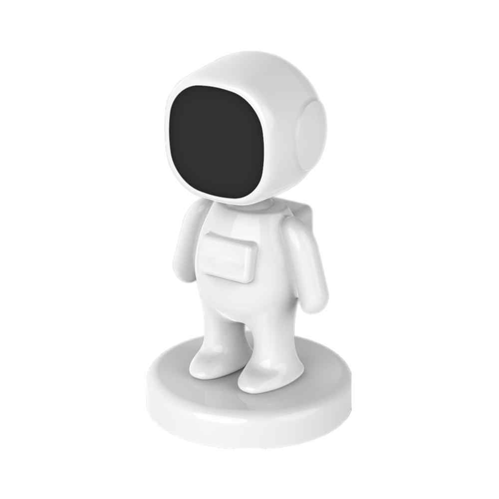 Elegant look Universal Astronaut Magnetic GPS Mobile Phone Holder Bracket Support  Adjusts and holds in any viewing angle 1009