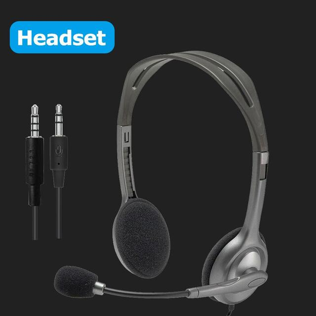 Business Accessories & Gadgets Laptop Accessories Professional Headphones for Laptop