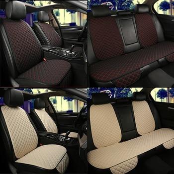 цена на Car Set Cushion car Mat Cover Car Anti-Slip Breathable For Automobiles Interior Accessories Seat Covers Car seat set