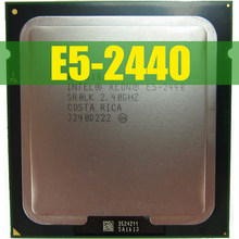 INTEL CPU Intel Xeon CPU E5 2440 SR0LK cpu 2.4GHz 6-Core 15M LGA 1356 E5-2440 processor(China)