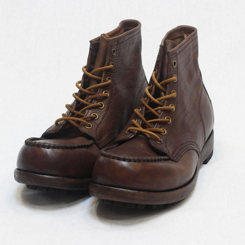 Square Toe Retro Vintage Genuine Leather Work Ankle Boots Brand Luxury Cowskin Men  Boots 2020 New Fashion Male Footwear