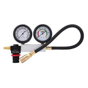 Image 5 - Mr Cartool TU 21 4Pcs Cylinder Leak Tester Compression Test Kit Cylinder Petrol Engine Compression Leakage Leakdown Detector