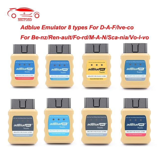 AdBlue Emulator EURO 4/5/6 BD2 OBDII AdBlueOBD2 OBD2 NOx Ad blue Emulator für Scania für DAF für Renault für IVECO für Volvo