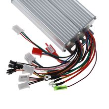 36V-48V 500W 12Pipe Wire Brushless Motor Controller for Electric Bike Tricycle
