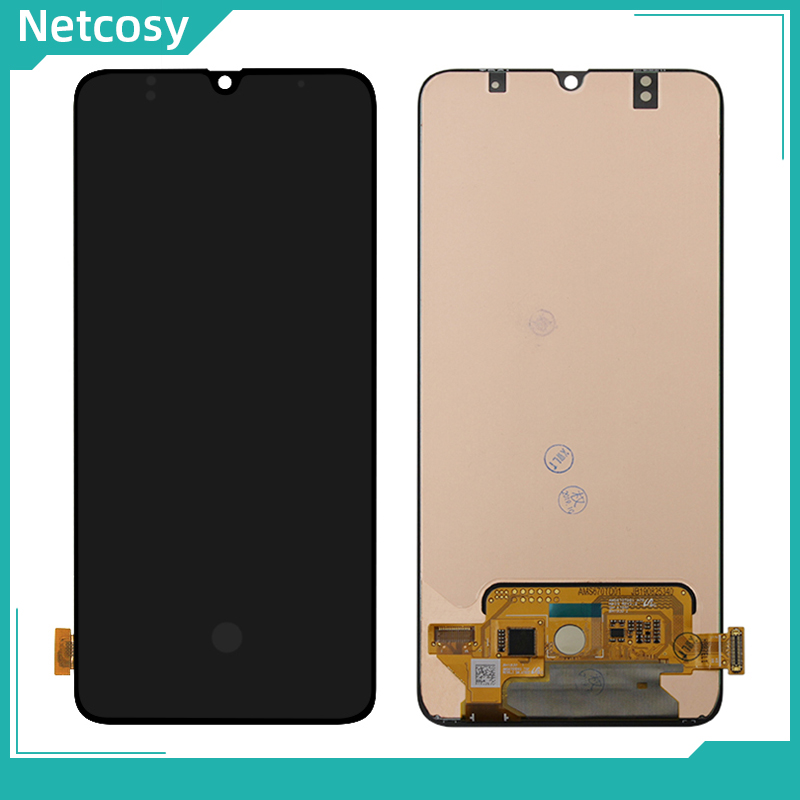 <font><b>LCD</b></font> Display touch screen digitizer Assembly For <font><b>Samsung</b></font> <font><b>A70</b></font> <font><b>LCD</b></font> <font><b>A70</b></font> 2019 A705 A705F SM-A705F Screen Repair For <font><b>Samsung</b></font> <font><b>A70</b></font> <font><b>LCD</b></font> image