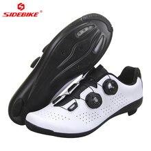 Sidebike/Новинка; Мужская и женская обувь для езды на велосипеде;