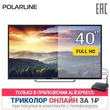 "Телевизор 40"" Polarline 40PL51TC FullHD"