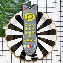 Детский музыкальный телефон головоломка с сенсорным экраном