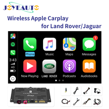 Joyeauto Wireless Apple Carplay For Land Rover/Jaguar Discovery Sport F-Pace Discovery 5 Android Auto Mirror Wifi iOS13 Car Play vxdiag wifi version vcx nano v145 vxdiag vcx nano auto diagnostic tool for all land rover jaguar update by cd