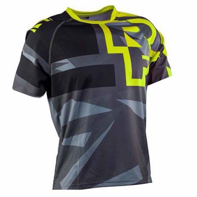 2020 Downhill Mountain Bike Riding Uniform Equipment Jersey Motorcross Bicycle jersey shirts