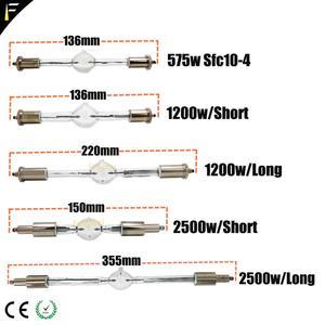 Image 5 - Hmi 1200 1200w Long Arc AC 100w Mental Halide Lamp For Follow Spot Light Moving Head Light Bulb Hmi 1200