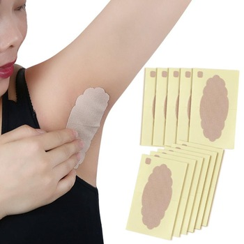 2Pcs Disposable Armpit Sweat Absorbent Pad Anti Perspiration Foot Sticker Patch perfume perfume women perfumes perfume for women 1
