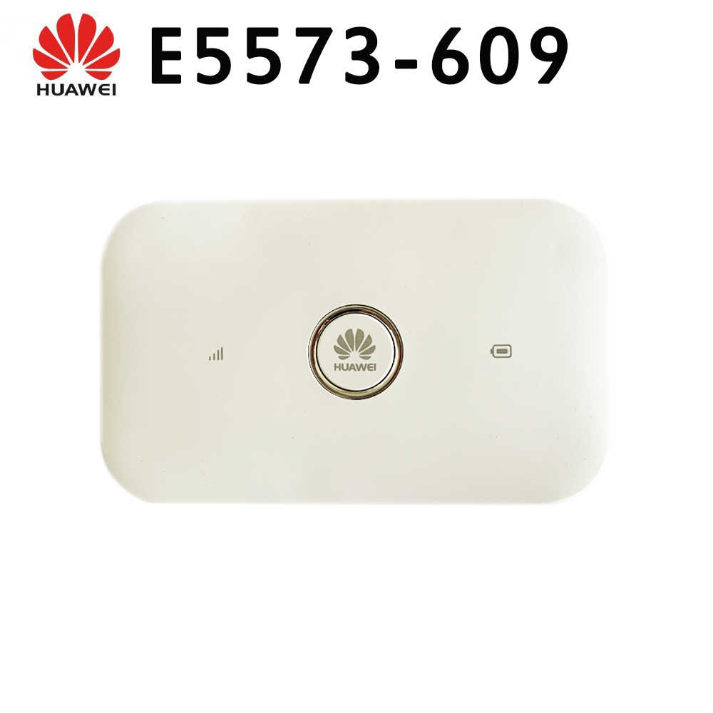 Newest unlocked Huawei E5573 609 mobile Wifi 4g LTE sim card