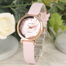 Timekeeper Quartz Watch Women Noble Small Dial Diamonds Watches Ladies Leather Strap Wristwatch Christmas Gift horloge dames