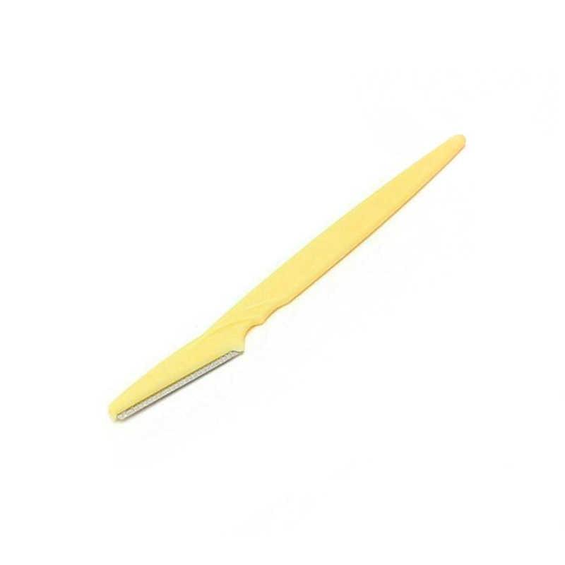 1PC מקצועי גבות גוזם מעצב מכונת גילוח פנים שיער מסיר איפור חד סכין עיצוב גבות איפור יופי כלים TSLM2