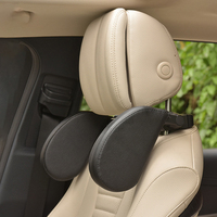 1 Set Unisex Auto Car Travel Head Rest Can Be Any Rotation Vehicle Head Car Sleep Side Pillow Cross Border Vehicle Neck Pillow