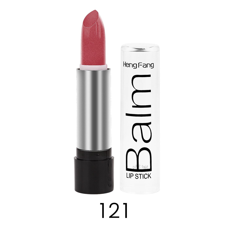 Fashion Makeup Nude Lipstick Waterproof Long Lasting Glitter Lip Stick 13 Color Matte Lipstick For Women Beauty Red Lip Batom 5
