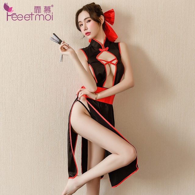 Japanische frauen Dessous Set Kimono Uniform Versuchung Verband Phantasie Cosplay Anime Cosplay Kostüme Unterwäsche Maid Kleid