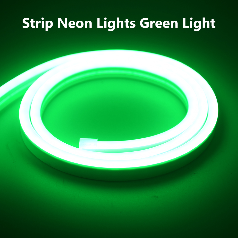 H2ccba4e0958447c283f5f0f0d81ce933j 6mm Narrow Neon light 12V LED Strip SMD 2835 120LEDs/M Flexible Rope Tube Waterproof for DIY Christmas Holiday Decoration Light