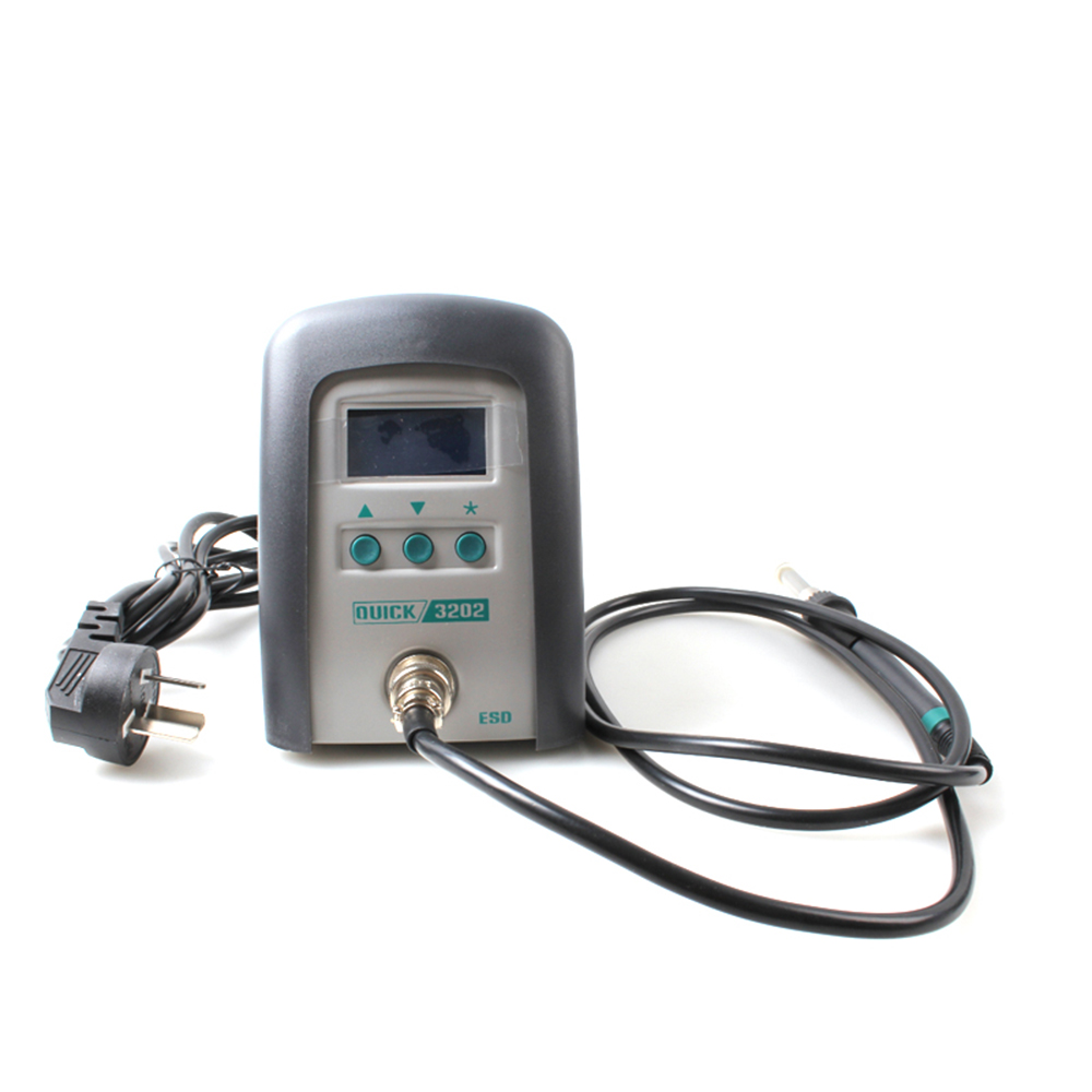 High QUICK Soldering Constant Lead Display Station 90W Digital Temperature Free 3202 Intelligent Frequency