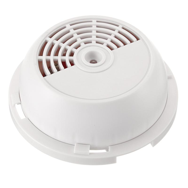 12V Portable Combustible Gas Leak Sensor Detector Natural Propane Butane Lpg Alarm Warning For Home Security