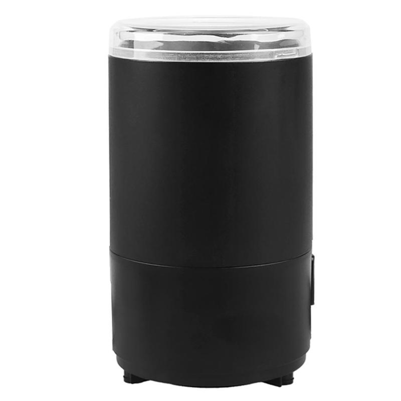 Electric Stainless Steel Coffee Bean Grinder Herbal Grain Grinder Home Kitchen Grain Nut Medicine Grinding Machine Coffee Access