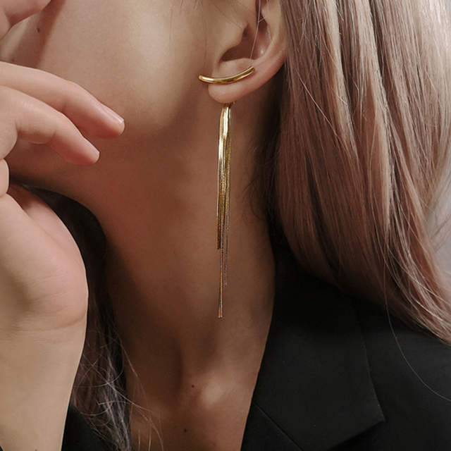 long and beautiful earrings 2