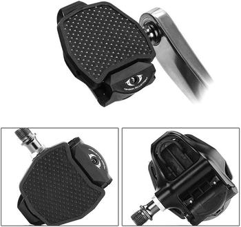 shimano pd r540 la road bicycle pedals bike pedal r540 light action road cycling pedals cheap bike parts free ship SR-SPATS Road Bike Pedals Cleats Flat Adapter For SHIMANO SPD-SL Bike Pedals Bicycle Accessory