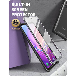 Image 3 - For Samsung Galaxy S20 Plus Case (2020) Ares Full Body Rugged Case WITH Built in Screen Protector Compatible with Fingerprint ID