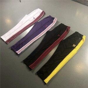 Мужские и женские спортивные штаны, штифт AWGE, штаны на осень и зиму, лучшее качество, Бабочка, вышивка, лента, штаны, цветной стиль, штаны AWGE